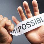 可能思考、ストレッチ目標、営業目標